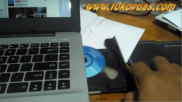 cara instalasi alat tembak wifi