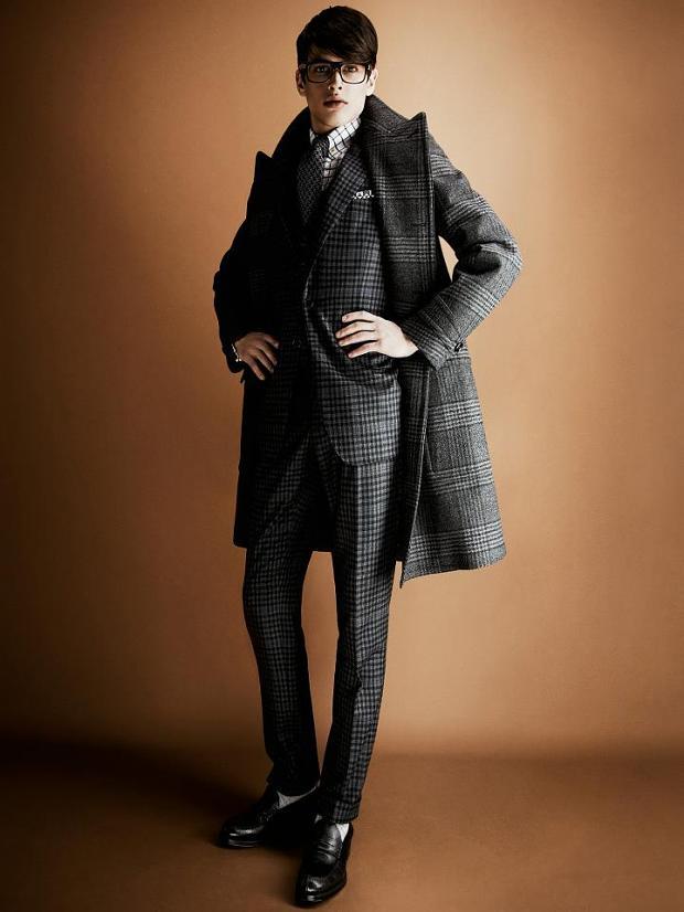 *Tom Ford男性最高指標2013AW形象:展現奢華復古紳士魅力 11