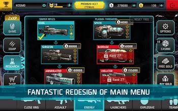 SHADOWGUN DeadZone screenshot 2