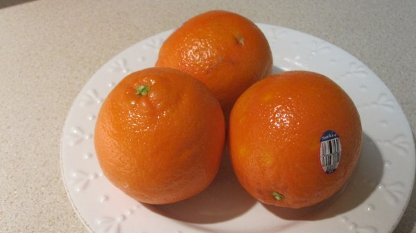 Cannundrums Minneola Tangelo