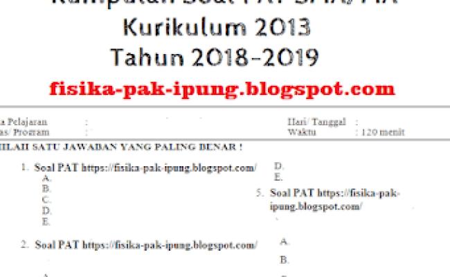Contoh Soal Dan Jawaban Pelajaran Sejarah Peminatan Kelas Cute766