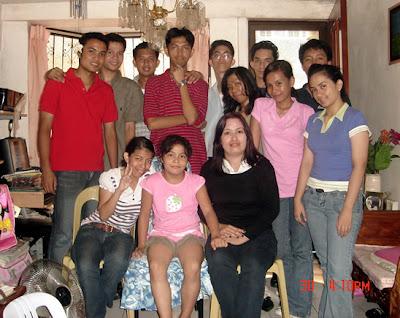 March 30: Katrina Libarnes' Residence (Caloocan City)