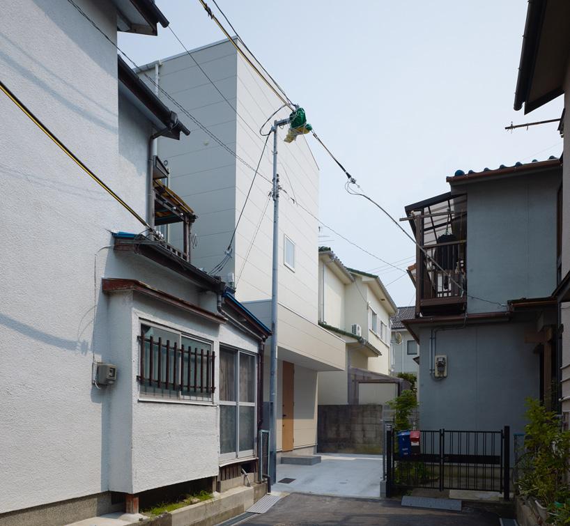 *建築師 Fujiwarramuro 居家住宅室內的戶外空間:日本 goido 中央庭園! 4