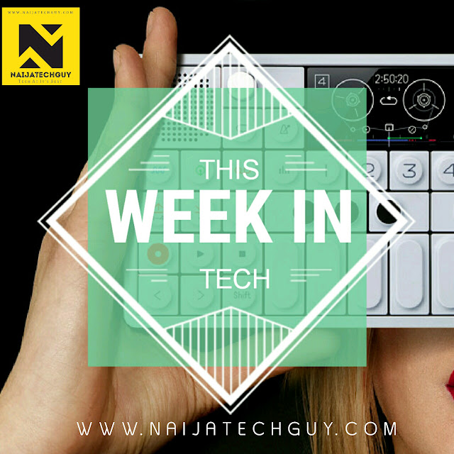 Podcast : This Week In Tech (Edition 1) 1