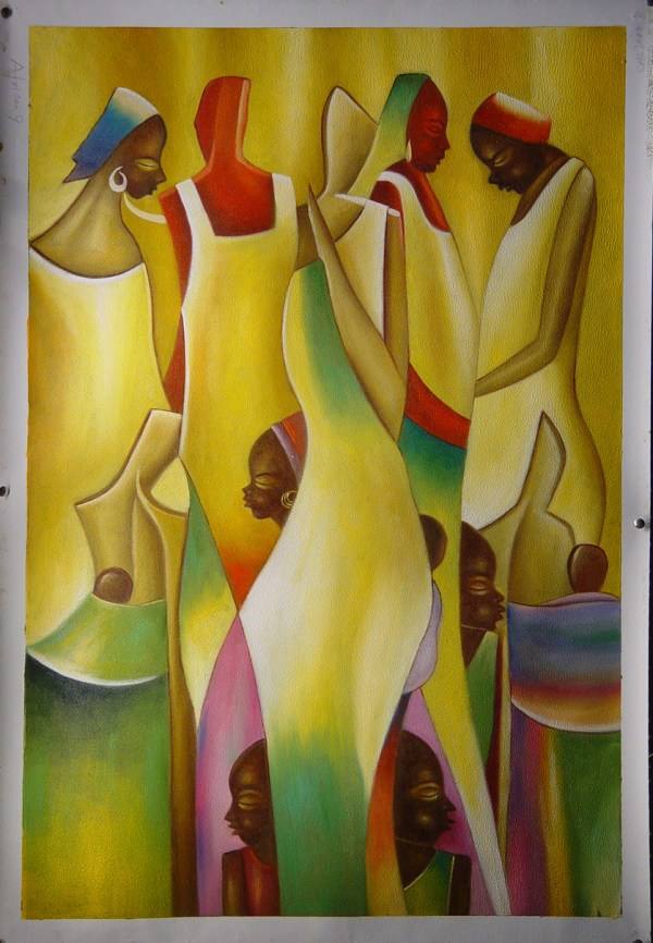 Marcie Contemporary African Art