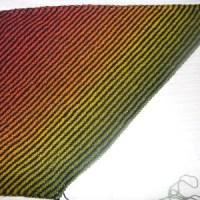 Teksrena Regenbogen - die Zweite