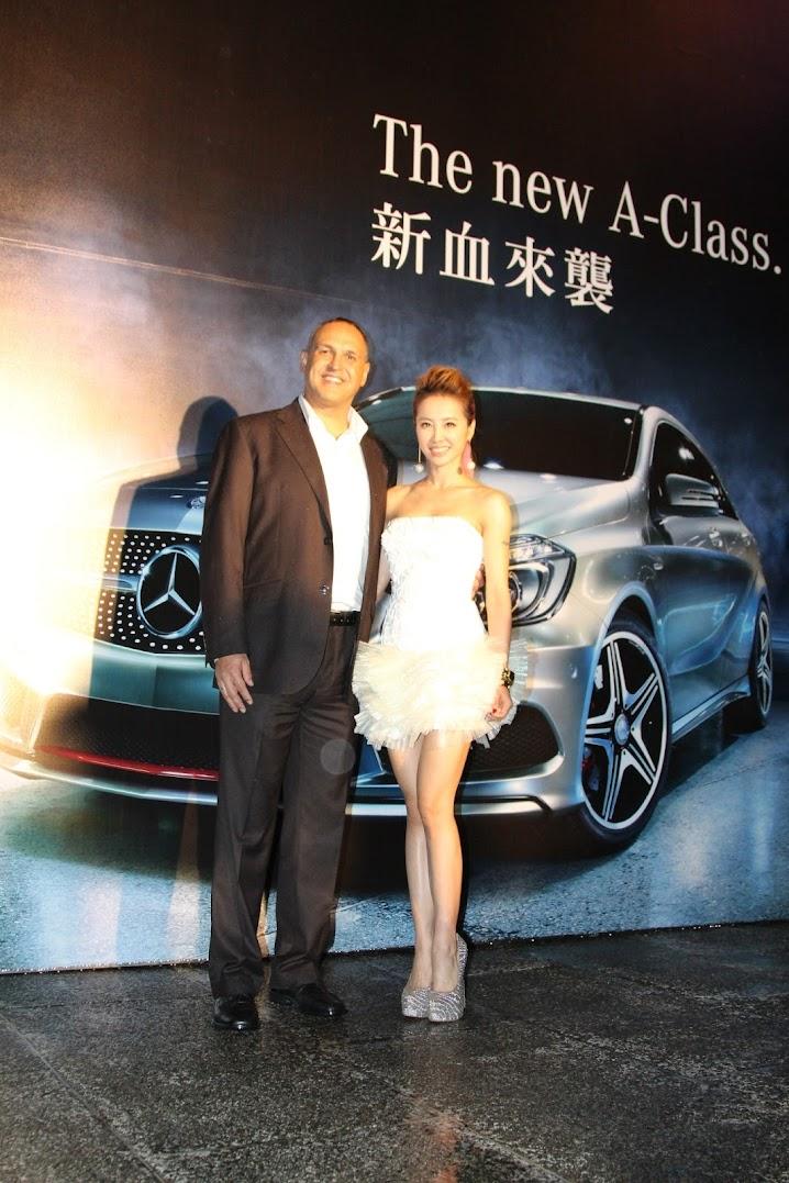*Mercedes-Benz The new A-Class 跟著蔡依林搭載小鋼砲新血來襲:「PROJECT A+」萬人電音派對! 3