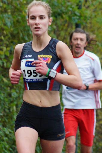 Katrien De Vos - 16e Westlaanrun - Memorial Carlos Goethals