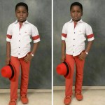 Colorful Children Attires Style