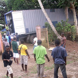 Container Arrival & Offloading in Buea - 100_9076.JPG