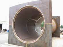 When electric arc furnace ductwork becomes worn Spray-Cooled ductwork offers the rebuild versus replace option.