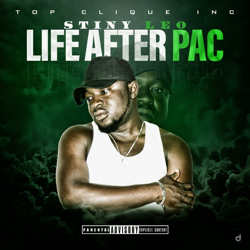 Stiny Leo - Life After Pac EP