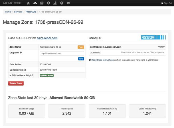 PRESSCDN un nuevo servicio de Content Delivery Network
