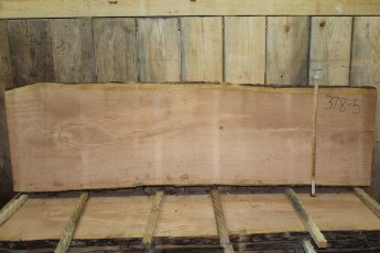 "Cherry 378-5  2 1/2"" x 30 - 28"" Wide x 8' Long  Kiln Dried"