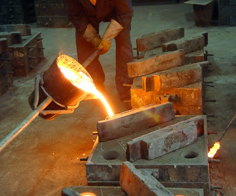 As production demands have increased, so has the power demands on the foundry furnace. The increased energy input to the foundry furnace has exceeded the economics of conventional refractory furnace components.