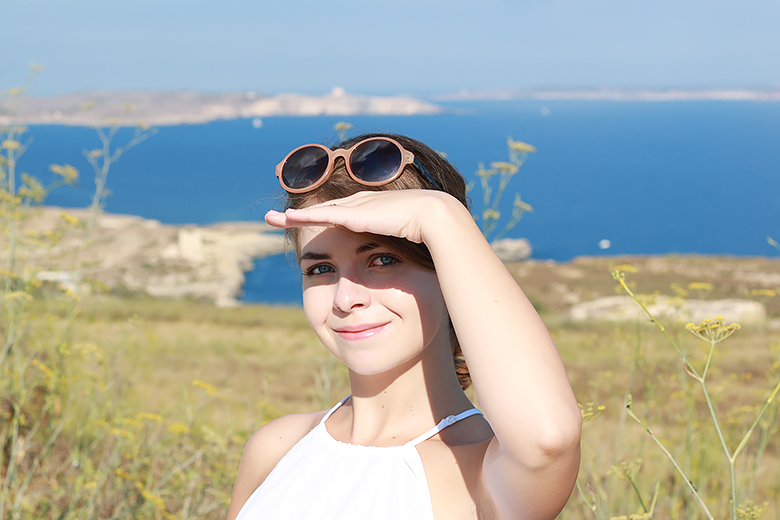 The Blue Dress Girl : le blog lifestyle d'une expatriée sur l'île de Gozo, à Malte.