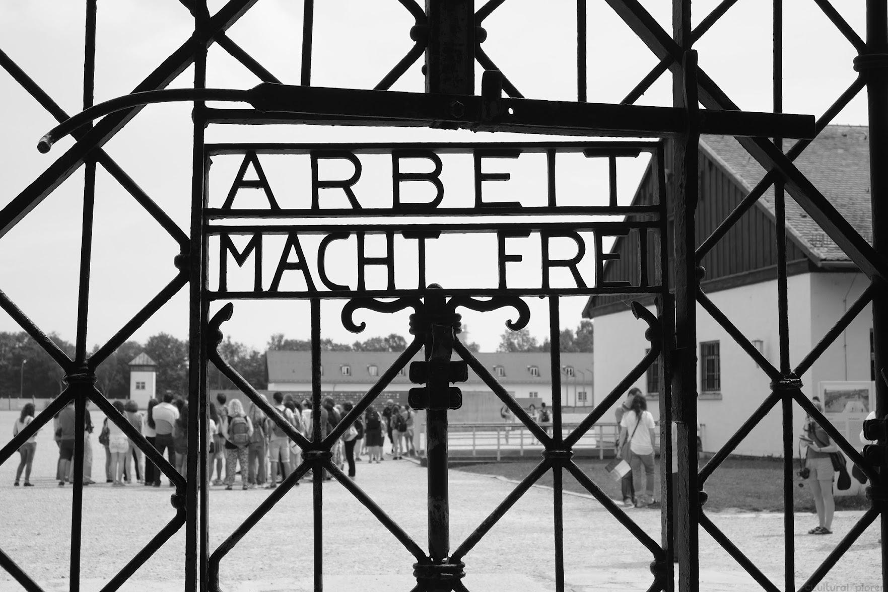 Arbeit Macht Frei | Dachau