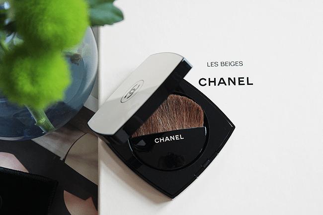 Les Beiges de Chanel – Poudre Belle Mine Naturelle N°40