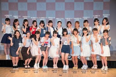 NGT48一期生メンバーの名前、プロフィールなど一挙大公開