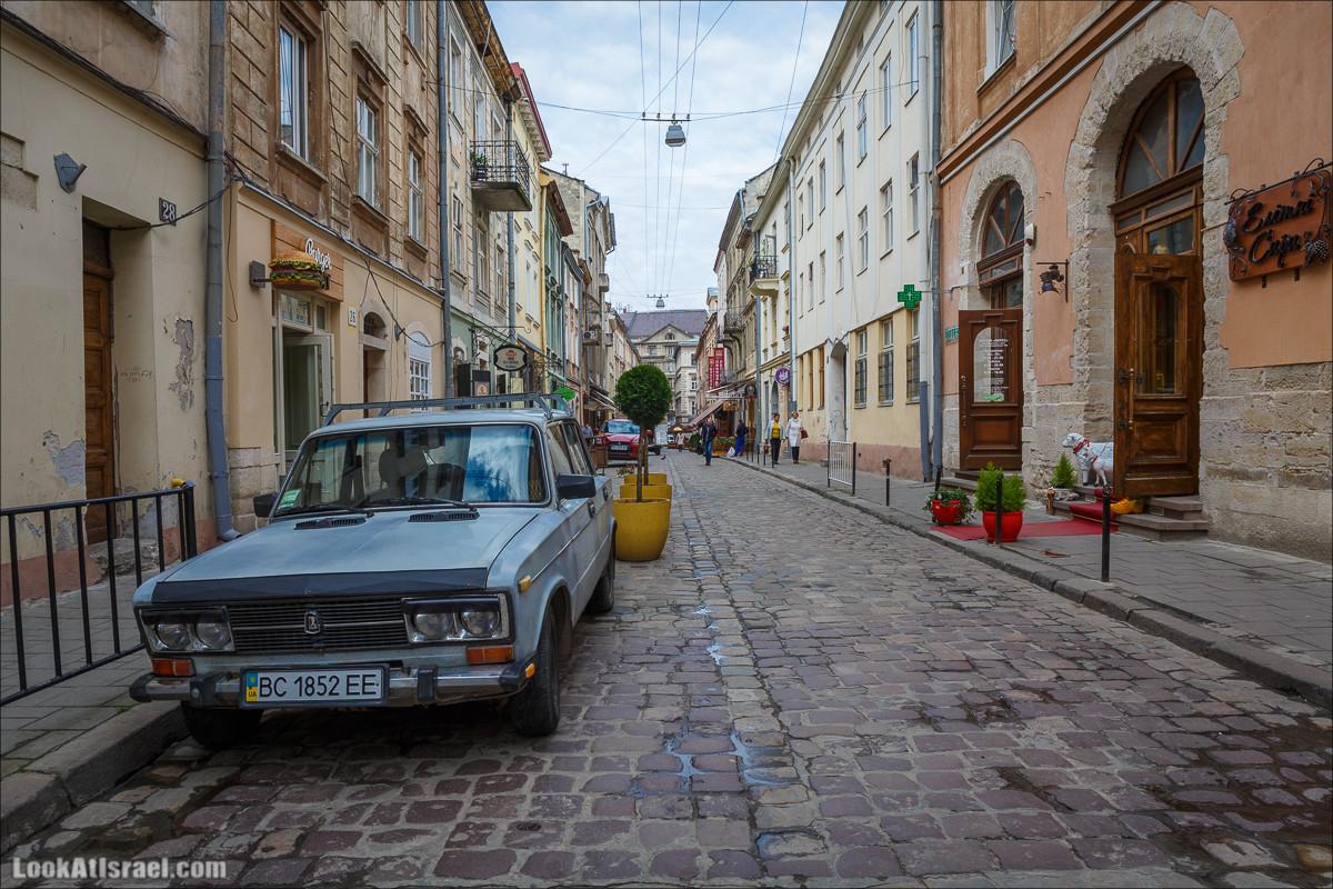 Весенний Львов | Слава Украине израильскими глазами | LookAtIsrael.com путешествует по Украине