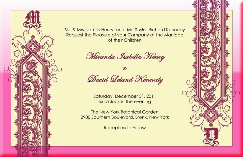 Rsvp Wedding Templates Indian Invitation Background Designs Vizio