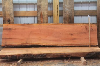 Cherry 311-6  Length 8', Max Width (inches) 24 Min Width (inches) 22 Thickness 10/4  Notes :