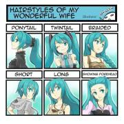anime hairstyles meaning hair