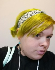 The next day totally love it also hair diaries chartreuse by ion rh carahshairdiariesspot