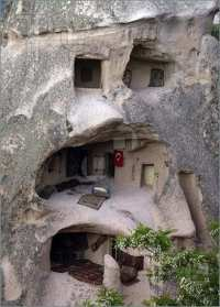 Amazing Homes Built Into Nature ~ Fun12 friends