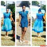 amazing and top shweshwe dresses 2016