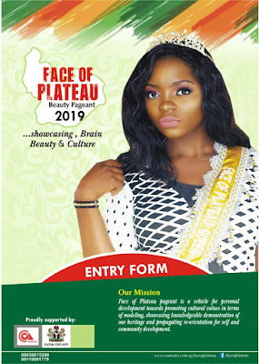 Event: FACE OF PLATEAU FORMS ON SALE