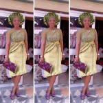 Best Beautifully Hued WDN Aso-Ebi Collection for 2017