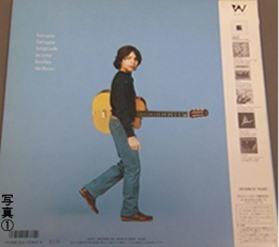 ラグレーンが34年前にリリースしたアルバム「BireliSwing'81」の裏ジャケットの写真
