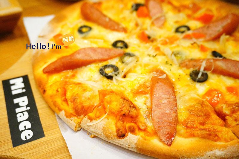 科博館義大利麵餐廳,我喜歡義大利麵-3
