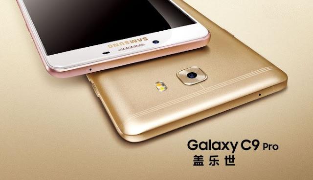 Samsung Galaxy C9 Pro Specifications 1