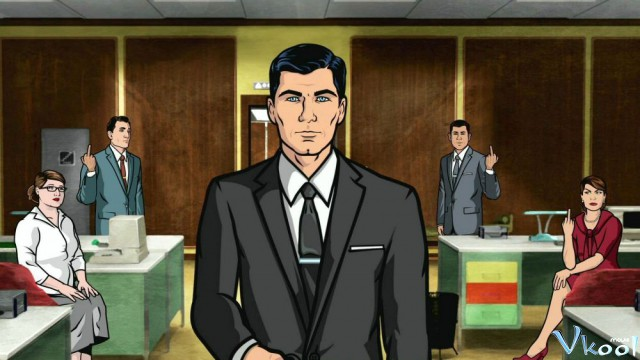 Xem Phim Archer: Phần 1 - Archer: Season 1 - phimtm.com - Ảnh 1