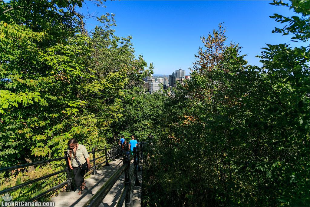 LookAtCanada.com / Королевская гора Монреаля | LookAtIsrael.com - Фотографии Израиля и не только...