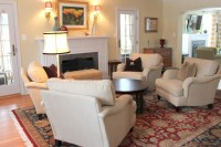 Look--There's No Sofa | Sofas, Southern Living and ...