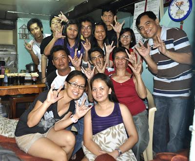 Nikko Reyes' Family (Quezon City) - January 27