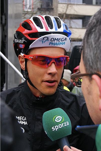 Niki Terpstra, Dwars door Vlaanderen