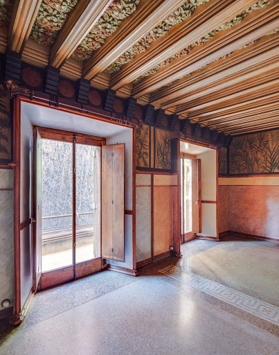 Casa Vicens Gaudis First Building Opens To Public