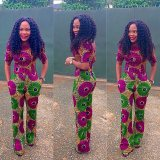 latest african jumpsuit styles in 2017