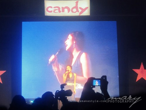 Candy Style Awards 2012 - Rockwell Tent, Makati City - May 4, 2012 - Julie Anne San Jose
