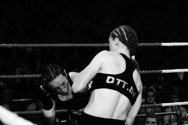 Delfine Persoon vs Diana Prazak