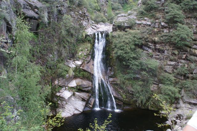 Waterfall in La Cumbrecita