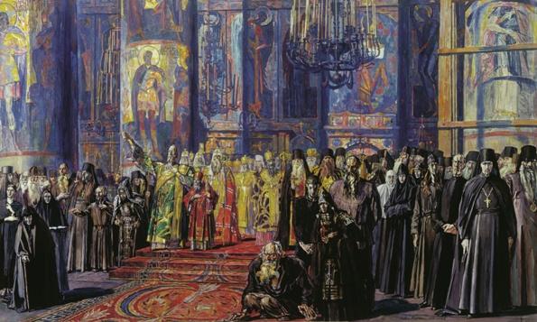 Религия в Московии
