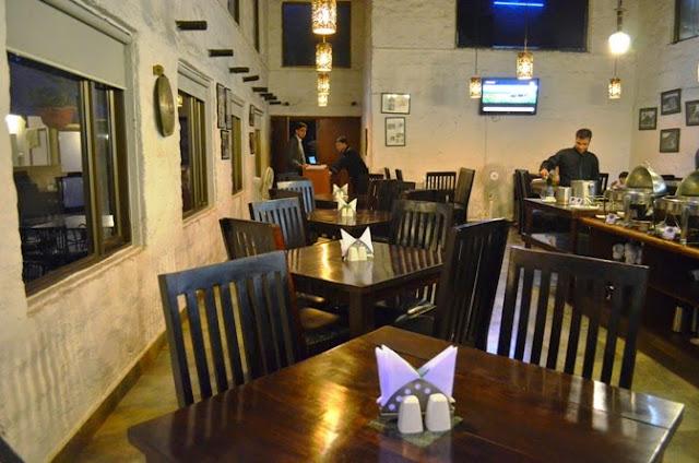Aamod Dining Hall