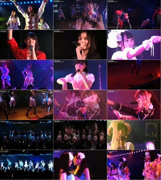 """(LIVE)(公演) AKB48 チーム4 """"アイドルの夜明け"""" 公演 150305 & 150316"""