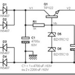 Gold Detector Circuit Diagram 3 Way Switch With Pilot Light Wiring 24 Volt Dc Power Supply Schematic | Simple Collection