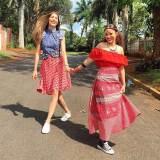 Best Modern African shweshwe 2017